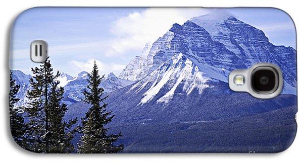 Mountain Galaxy S4 Case - Mountain Landscape by Elena Elisseeva
