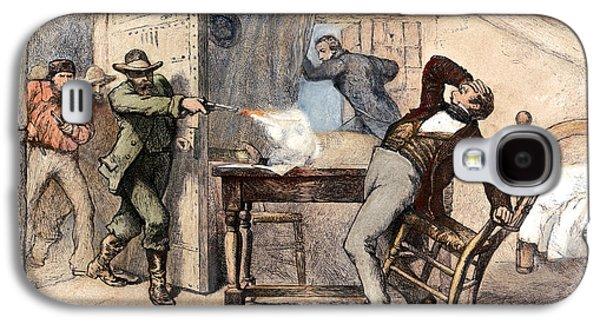 Murder Of Smith, 1844 Galaxy S4 Case