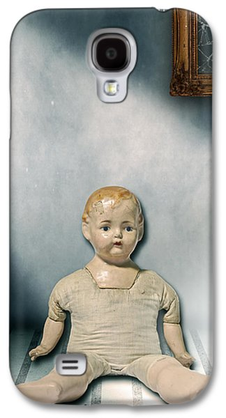 Old Doll Galaxy S4 Case by Joana Kruse