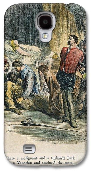 Othello, 19th Century Galaxy S4 Case