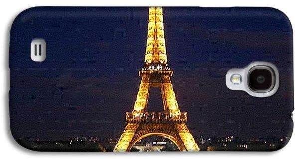 Light Galaxy S4 Case - Paris By Night by Luisa Azzolini