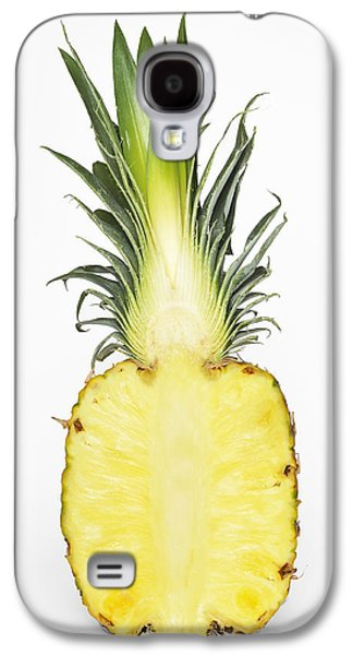 Pineapple Ananas Comosus Galaxy S4 Case by Matthias Hauser
