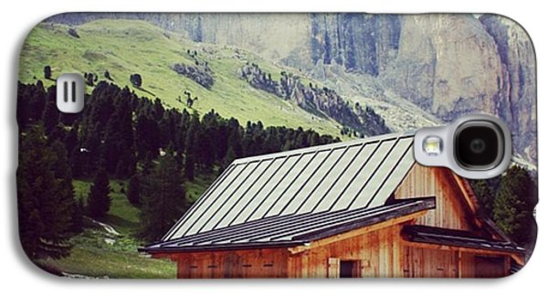 House Galaxy S4 Case - Rosengarten - Dolomites by Luisa Azzolini