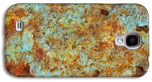 Rust Colors Galaxy S4 Case by Carlos Caetano