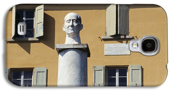 Statue Of Marconi Galaxy S4 Case