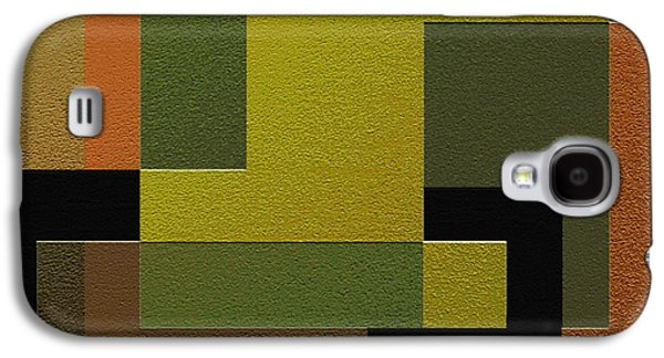 Strength Galaxy S4 Case by Ely Arsha
