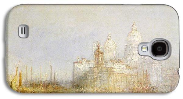 The Dogana And Santa Maria Della Salute Venice Galaxy S4 Case by Joseph Mallord William Turner
