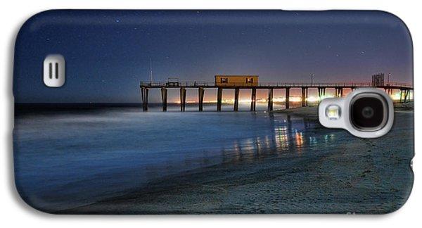 The Fishing Pier Galaxy S4 Case by Paul Ward