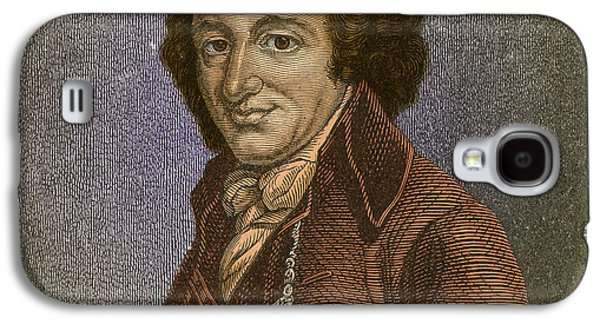 Thomas Paine, American Patriot Galaxy S4 Case by Photo Researchers