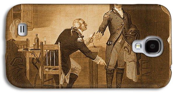 Treason Of Benedict Arnold, 1780 Galaxy S4 Case