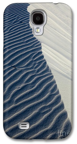 White Sands Galaxy S4 Case by Keith Kapple