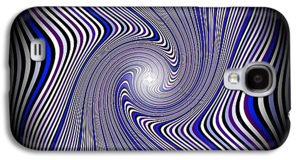 Wormhole Trip Galaxy S4 Case