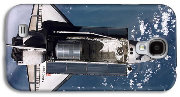 Space Shuttle Discovery Galaxy S4 Case by Nasa