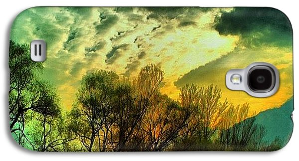 Cool Galaxy S4 Case - Sunset by Luisa Azzolini