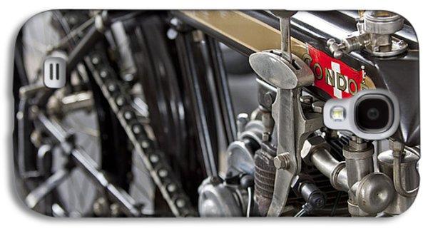 Condor Galaxy S4 Case - 1923 Condor Motorcycle by Jill Reger