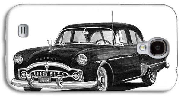1951 Packard Patrician 400 Galaxy S4 Case by Jack Pumphrey