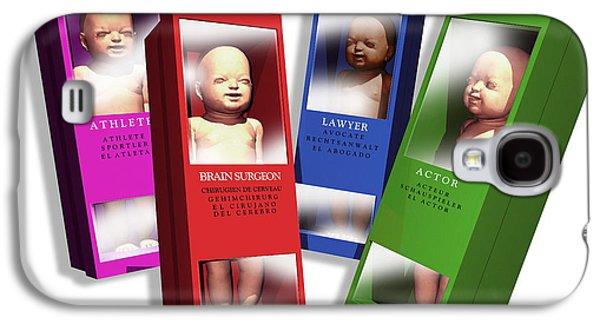 Designer Babies Galaxy S4 Case