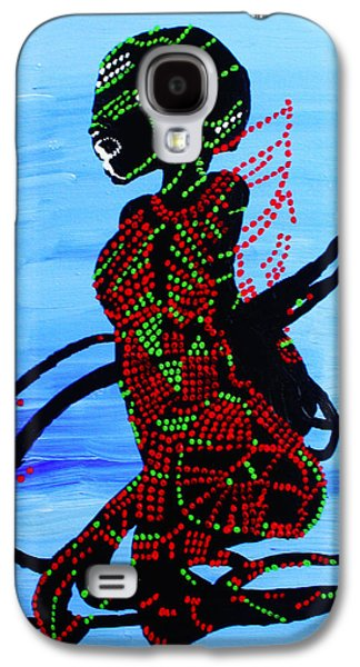 Dinka Bride - South Sudan Galaxy S4 Case