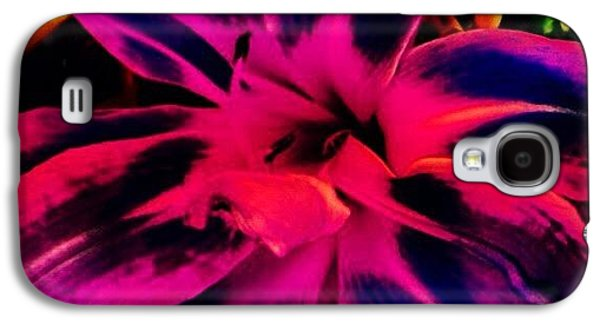 Flower Galaxy S4 Case