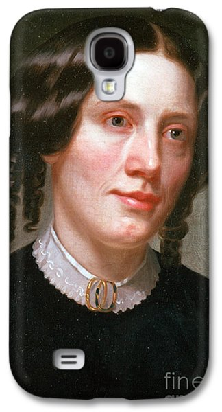 Harriet Beecher Stowe, American Galaxy S4 Case by Photo Researchers