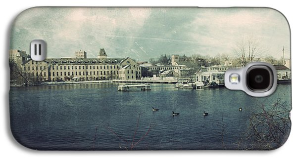 Historic Fox River Mills Galaxy S4 Case by Joel Witmeyer