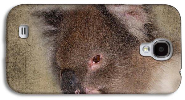 Koala Galaxy S4 Case by Louise Heusinkveld