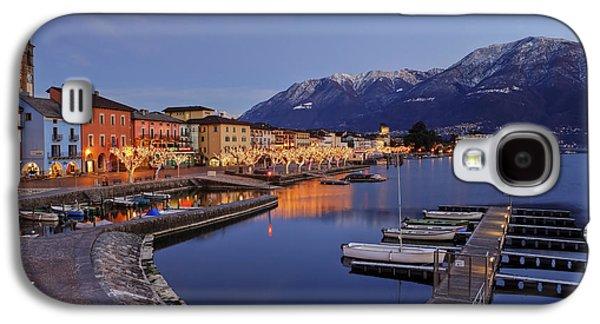 Lake Maggiore - Ascona Galaxy S4 Case by Joana Kruse