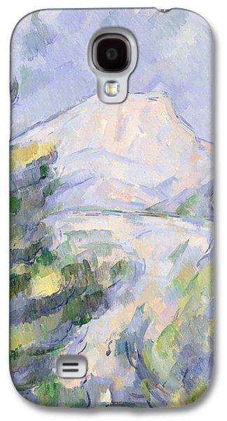 Mont Sainte-victoire Galaxy S4 Case by Paul Cezanne