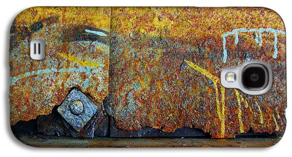 Rust Colors Galaxy S4 Case
