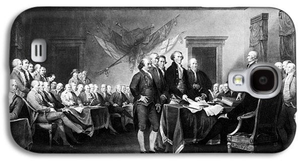 Declaration Of Independence Galaxy S4 Case by Granger