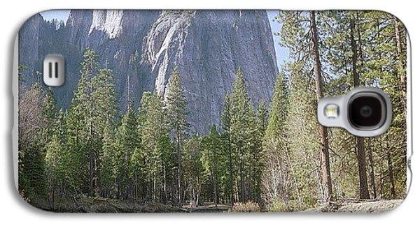 City Galaxy S4 Case - 3 Brothers. Yosemite by Randy Lemoine
