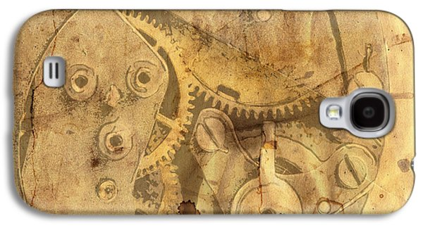 Clockwork Mechanism Galaxy S4 Case