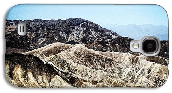 Cool Galaxy S4 Case - Death Valley by Luisa Azzolini