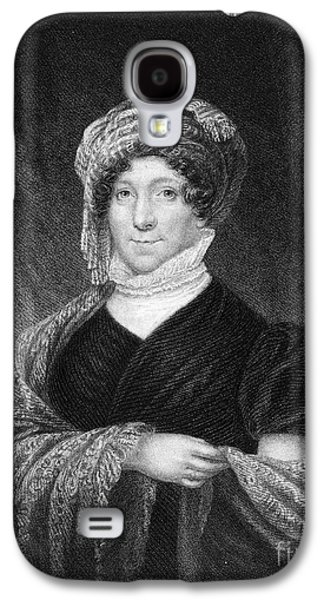 Dolley Madison (1768-1849) Galaxy S4 Case by Granger