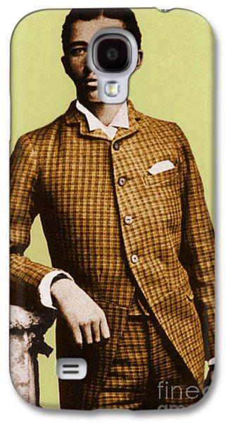 W.e.b. Du Bois, Civil Rights Activist Galaxy S4 Case