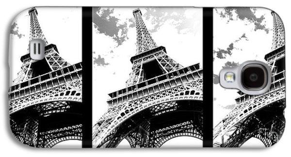 Eiffel Tower Galaxy S4 Case by Elena Elisseeva
