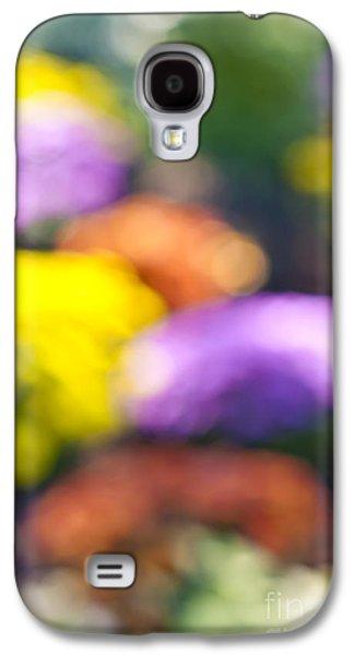 Flower Garden In Sunshine Galaxy S4 Case