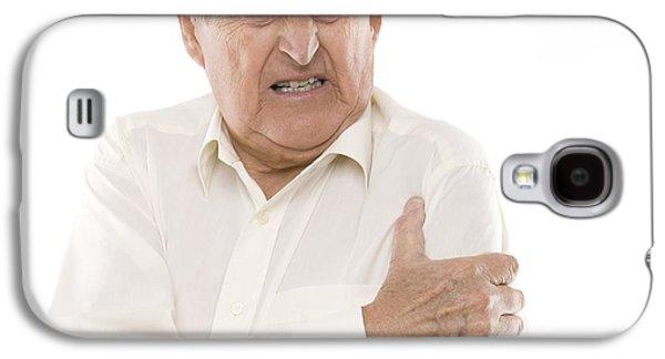 Heart Attack Galaxy S4 Case
