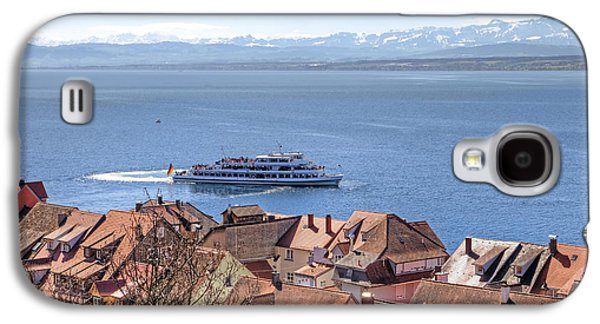 Lake Constance Meersburg Galaxy S4 Case