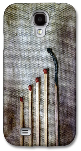 Matches Galaxy S4 Case by Joana Kruse