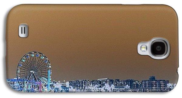 Cool Galaxy S4 Case - Santa Monica by Luisa Azzolini