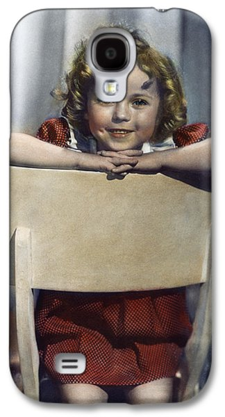 Shirley Temple (1928- ) Galaxy S4 Case by Granger