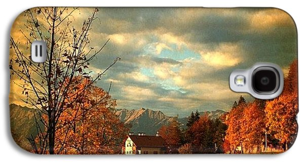 Beautiful Galaxy S4 Case - Autumn In South Tyrol by Luisa Azzolini