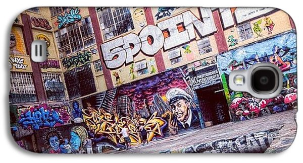 Summer Galaxy S4 Case - 5 Pointz by Randy Lemoine
