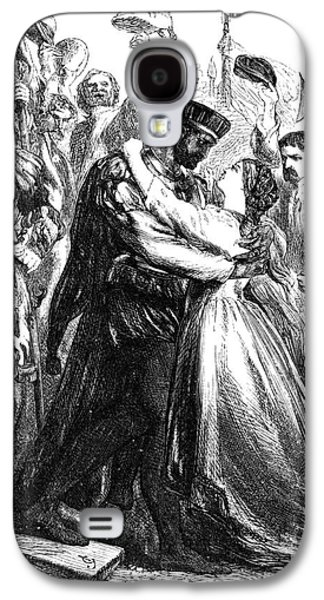 Shakespeare: Othello Galaxy S4 Case