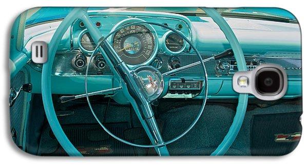 57 Chevy Bel Air Interior 2 Galaxy S4 Case