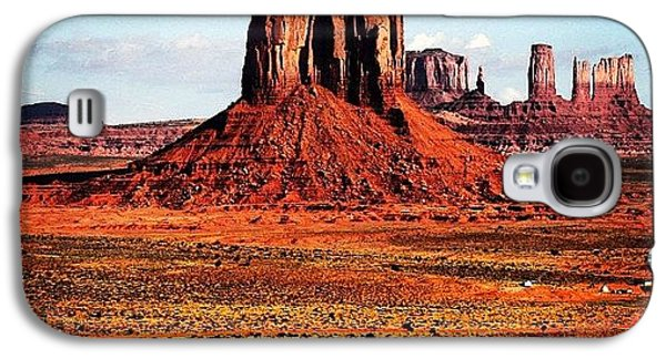 Beautiful Galaxy S4 Case - Monument Valley by Luisa Azzolini