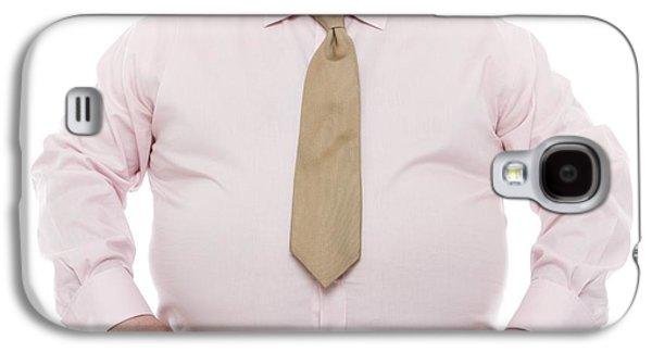 Overweight Man Galaxy S4 Case