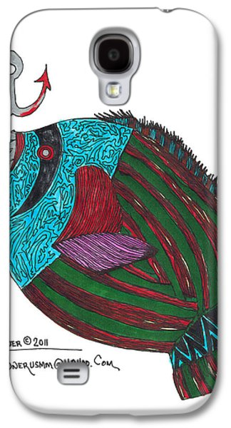 Untitled Galaxy S4 Case by Jerry Conner