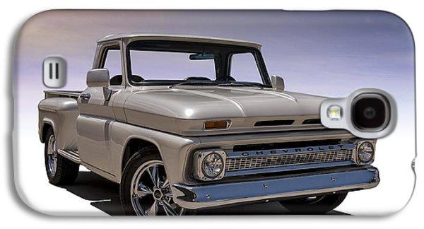 Truck Galaxy S4 Case - '66 Chevy Pickup by Douglas Pittman